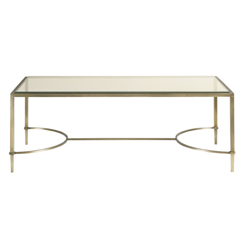 Paris Glass Top Coffee Table 7898 Baker Furniture Occasional Tables From Furnitureland South