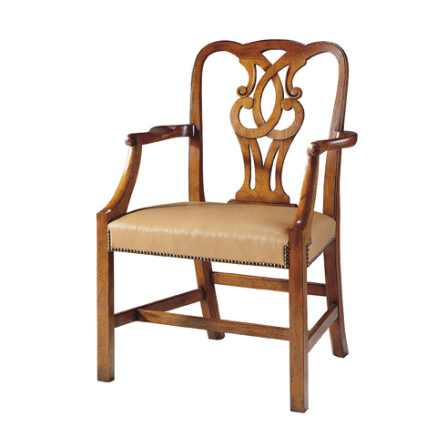 Image of Museum Arm Chair