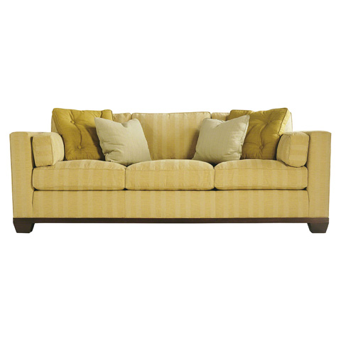 Image of Reeded Base Sofa