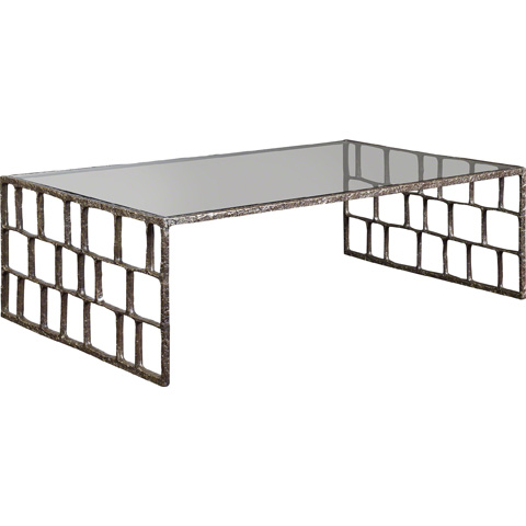 Baker Furniture - Link Cocktail Table - 8650