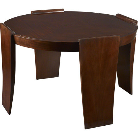 Baker Furniture - Radiant Center Table - 8656