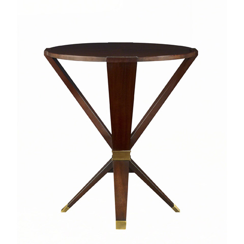 Baker Furniture - Quattro Side Table - 8682