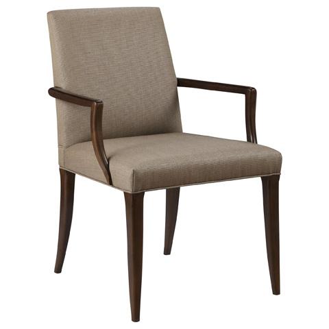 Baker Furniture - Charla Arm Chair - 9143