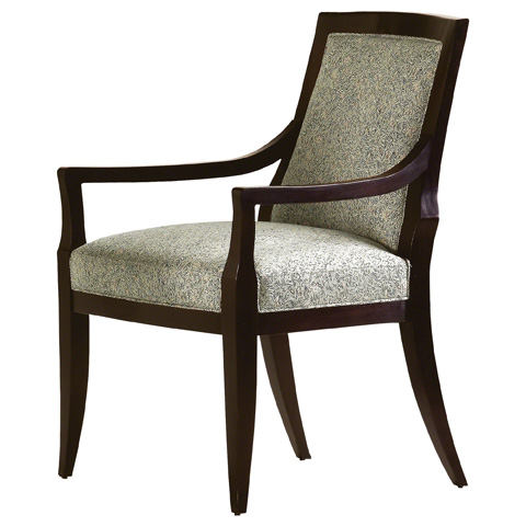 Baker Furniture - Vienna Upholstered Arm Chair - 9149