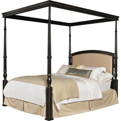 Image of Queen Portsmith Canopy Bed