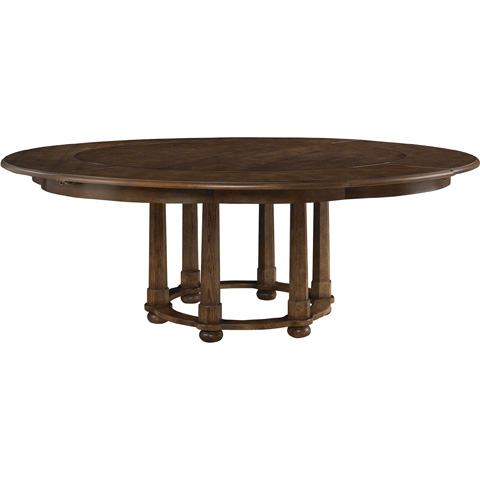 Image of Morris Round Dining Table