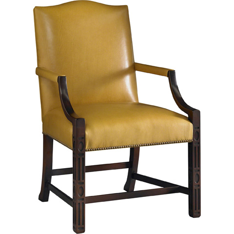 Baker Furniture - Maze Arm Chair - 9843