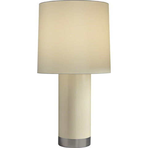 Baker Furniture - Silver Lining Table Lamp - BB132