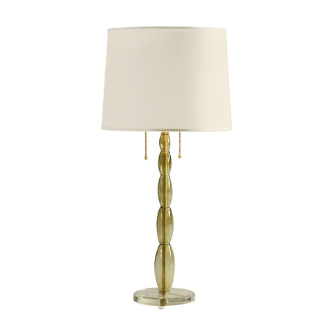 Baker Furniture - Large Beaded Lamp - BBS04TL