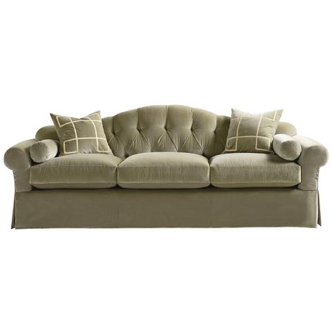 Baker Furniture - Kent Skirted Sofa - 6352S