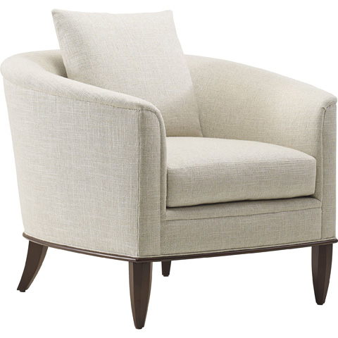 Baker Furniture - Sausalito Lounge Chair - 6728C