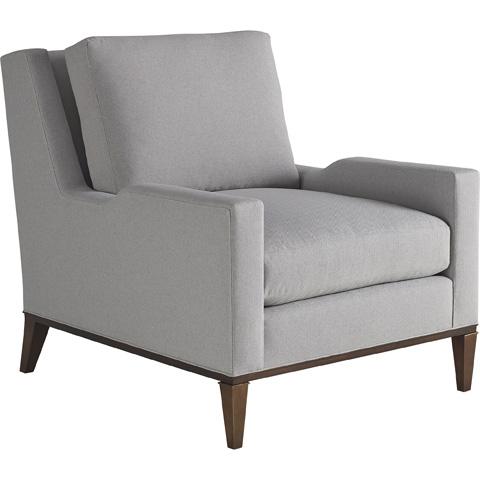 Baker Furniture - Presidio Lounge Chair - 6730C