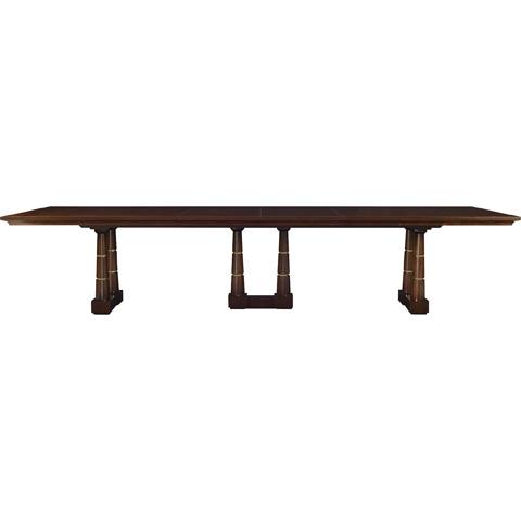 Baker Furniture - Column Dining Table - 8636G-2
