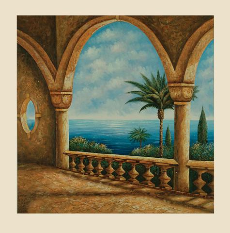 Image of Portico Canvas