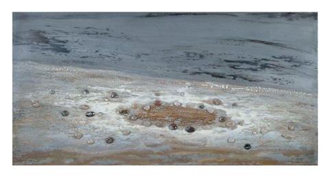 Bassett Mirror Company - Deep Ocean Canvas - 7200-909