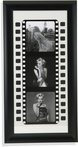 Image of Black & White Marilyn Film I