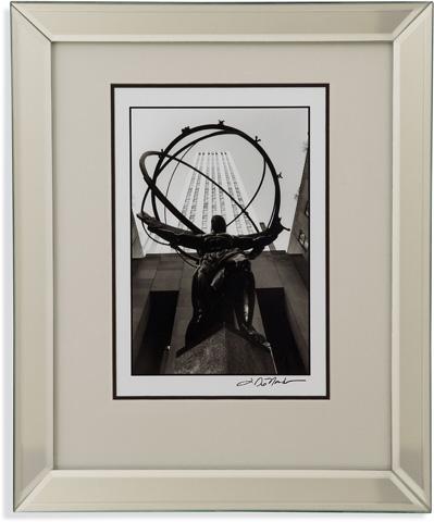 Bassett Mirror Company - Atlas At Rockefeller Center - 9900-154D