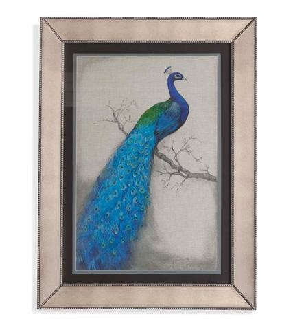 Bassett Mirror Company - Peacock Blue I - 9900-177A