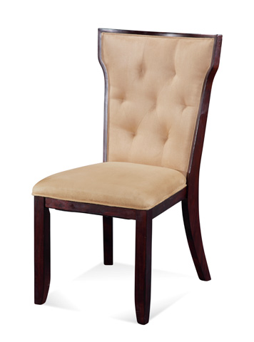 Bassett Mirror Company - Serenity Side Chair - D1711-S948