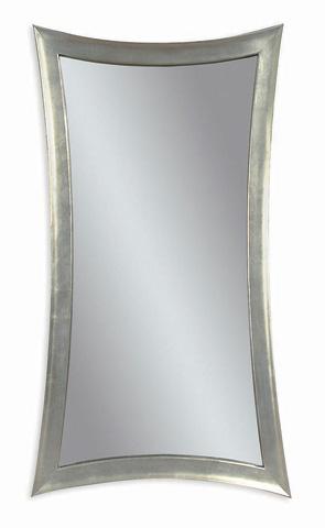 Bassett Mirror Company - Hourglass Wall Mirror - M1762