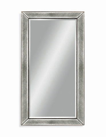 Image of Beaded Wall Mirror