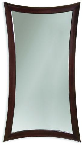 Bassett Mirror Company - Hour Glass Leaner Mirror - M2464