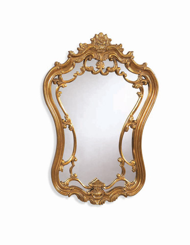Bassett Mirror Company - Hermosa Wall Mirror - M2968
