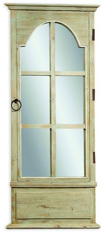 Bassett Mirror Company - French Door Leaner Mirror - M3272