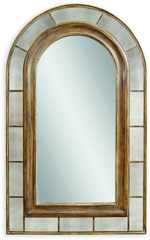 Image of Clark Arched Leaner Mirror