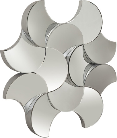 Bassett Mirror Company - Jacoranda Wall Mirror - M3420