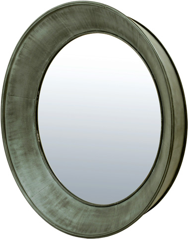 Bassett Mirror Company - Zinc Wall Mirror - M3461