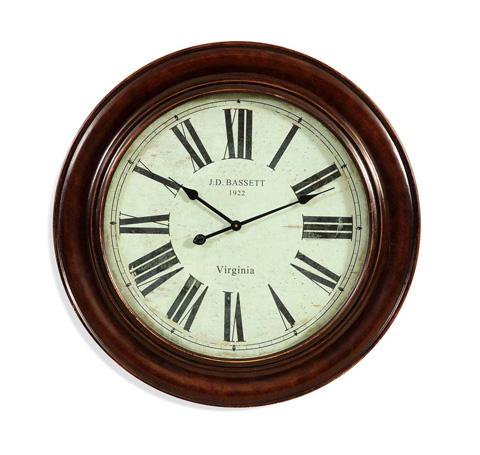 Bassett Mirror Company - Brinkley Clock - MC3300
