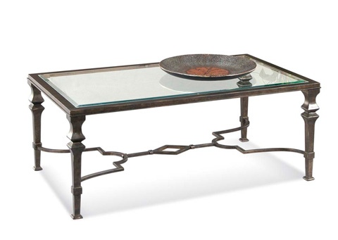 Image of Lido Rectangular Cocktail Table