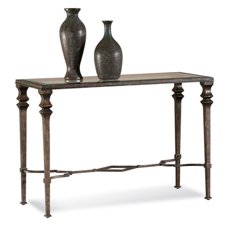 Bassett Mirror Company - Lido Console Table - T1210-400