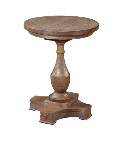 Bassett Mirror Company - Hitchcock Round End Table - T2618-220