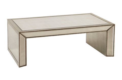 Image of Murano Rectangular Cocktail Table