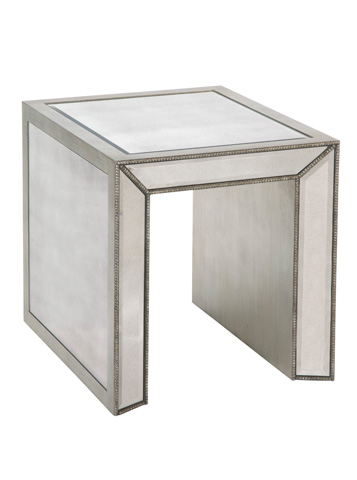 Image of Murano Rectangular End Table
