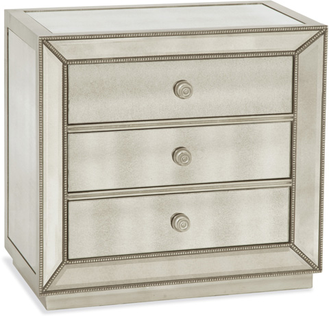Bassett Mirror Company - Murano Library Commode - T2624-990