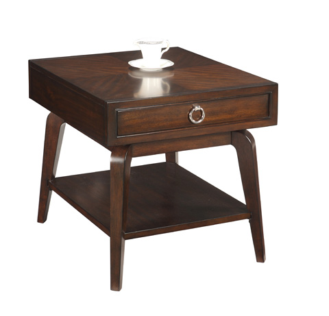 Image of Omni Rectangular End Table