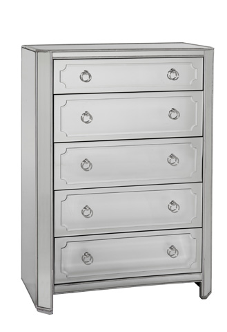 Image of Chapman 5 Drawer Tall Chest