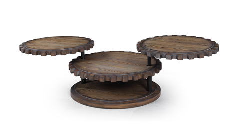 Bassett Mirror Company - Sprockets Cocktail Table - T2817-120