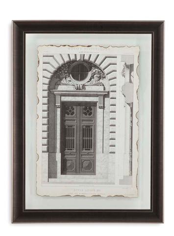Bassett Mirror Company - Motifs Historiques I - 9900-267A