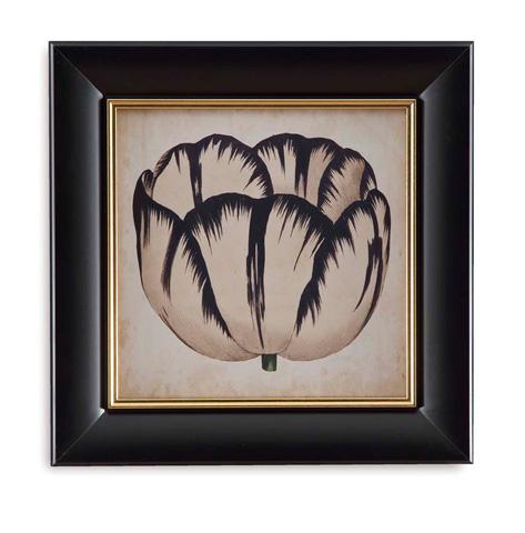 Bassett Mirror Company - Pop Floral III - 9900-301B