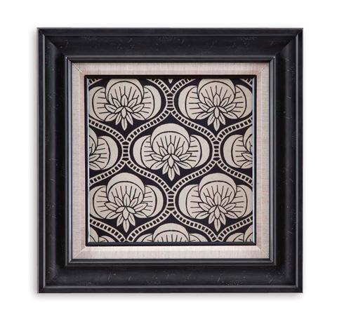 Bassett Mirror Company - Ornamental Tile Motif I - 9900-318A