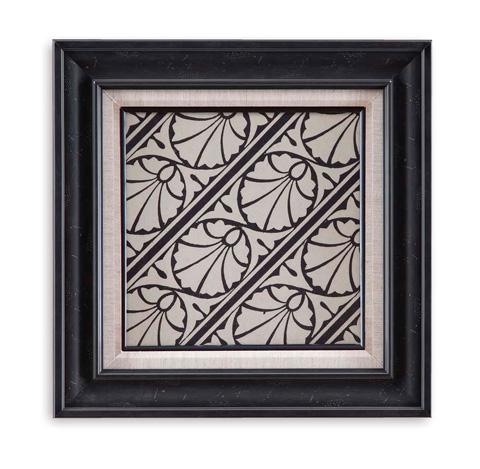 Bassett Mirror Company - Ornamental Tile Motif VI - 9900-318C