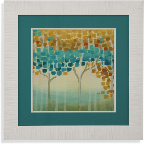 Bassett Mirror Company - Forest Mosaic II - 9900-422B