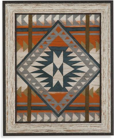Bassett Mirror Company - Embellished River Canyon III - 9900-484A