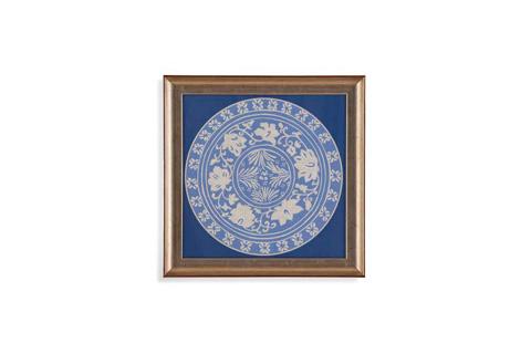 Bassett Mirror Company - Indigo Earthen Ware IV - 9900-491E