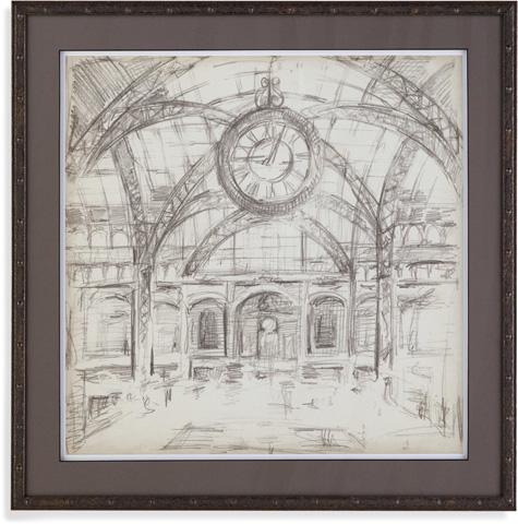 Bassett Mirror Company - Interior Architectual Study I - 9900-493A