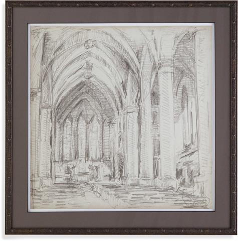 Bassett Mirror Company - Interior Architectual StudyIII - 9900-493C